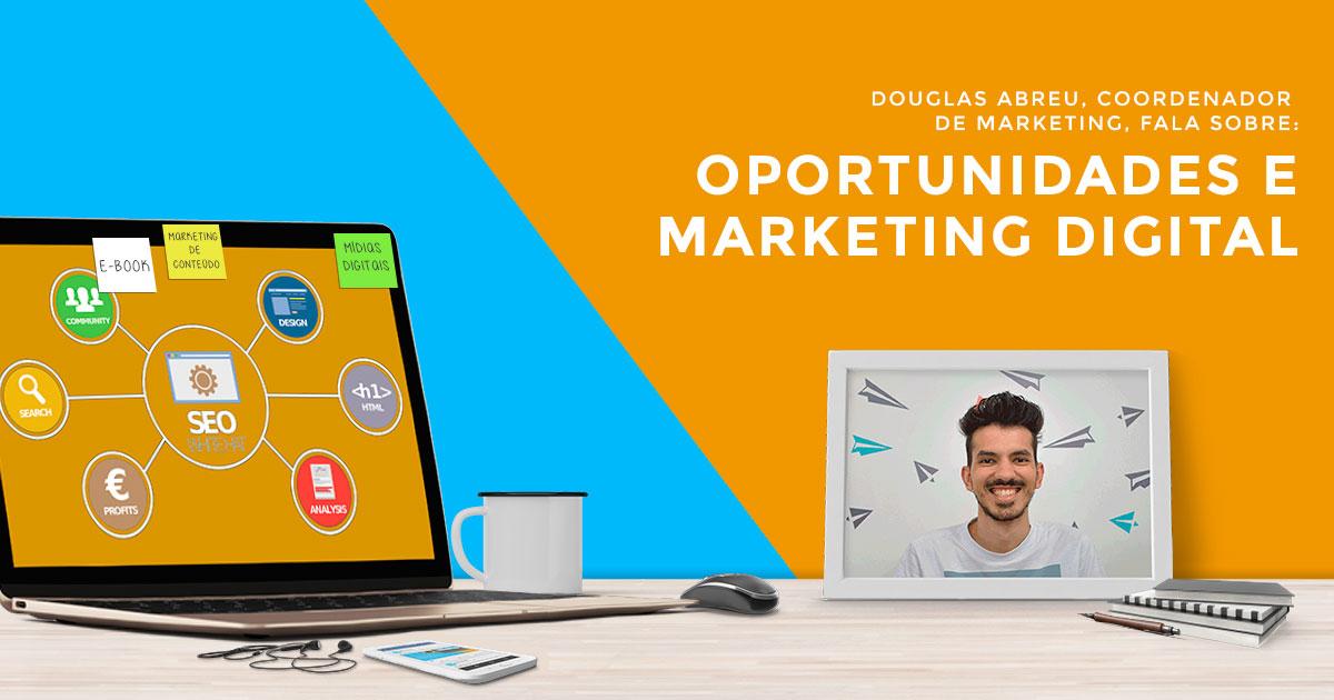 Marketing digital de resultados: as oportunidades que você pode estar perdendo