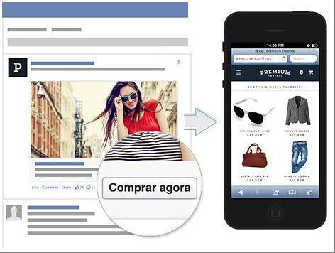 tendências em marketing no Facebook